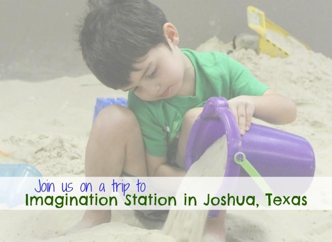 imagination station joshua