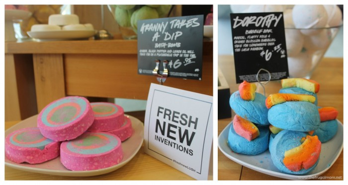 . Things I Love About the Lush Store