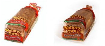 Think Nature's Own Breads for the 4th of July