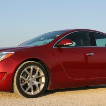 Safety, Technology and Fun in the 2014 Buick Regal