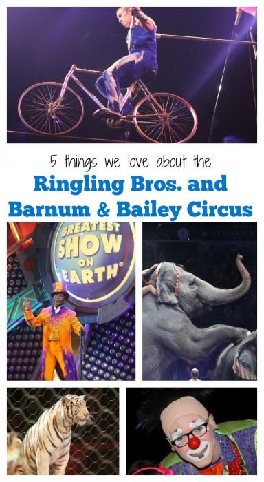 built to amaze circus