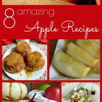 8 Amazing Apple Recipes To Make This Fall
