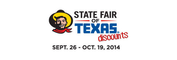 State fair of texas coupons