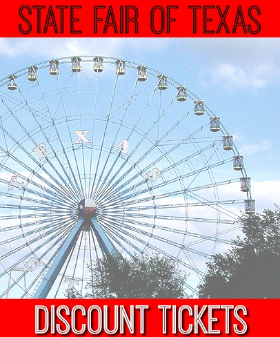 texas state fair discount tickets