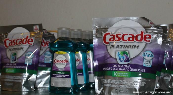 cascade detergent