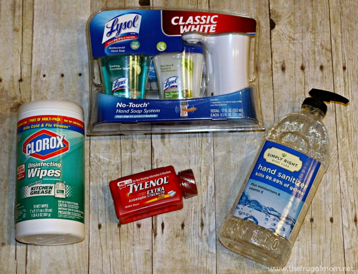 cold and flu preparation