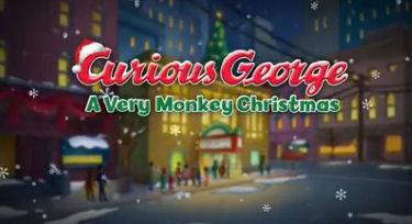curious george christmas