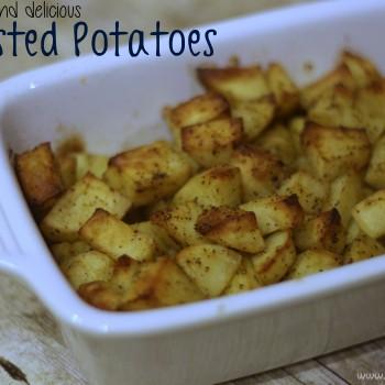 roasted potato recipe