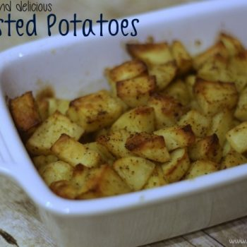 Prepare for Thanksgiving With This Roasted Potato Recipe