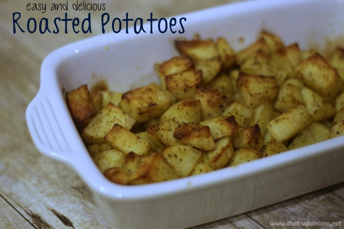 roasted potato recipe