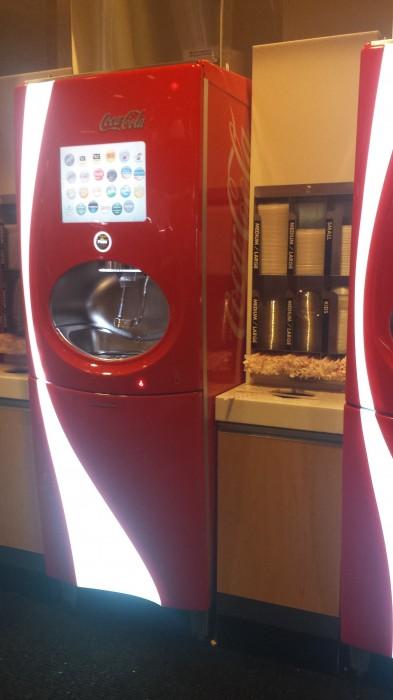amc theatres coca-cola