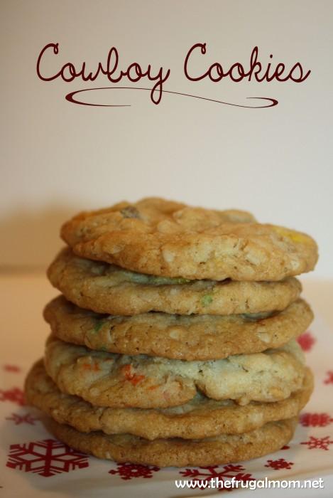 cowboy cookie recipe