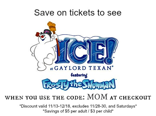 Ice Gaylord Texan