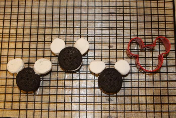 Mickey Mouse Dessert