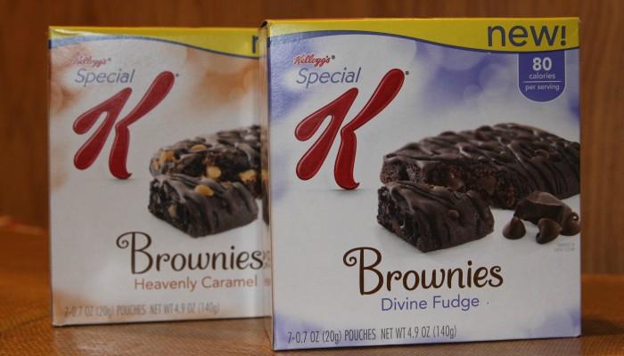 special k brownie