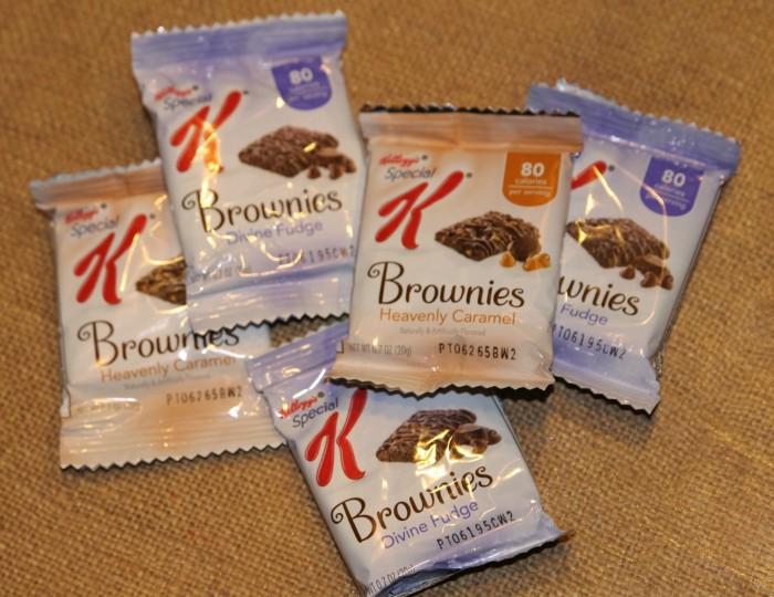 special k brownie snack