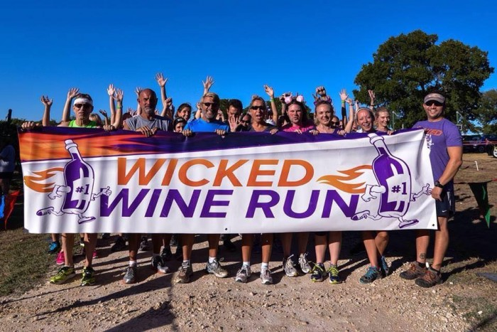 wicked wine run dallas