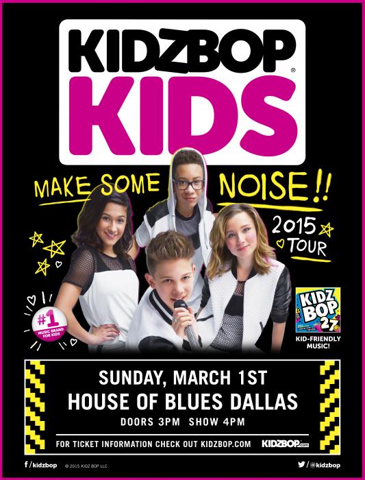 Kids Bop Kids Dallas