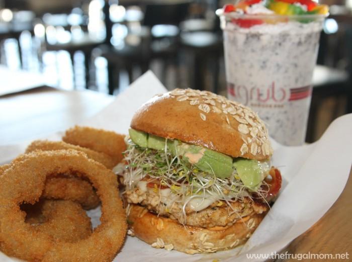 grub burger bar dallas