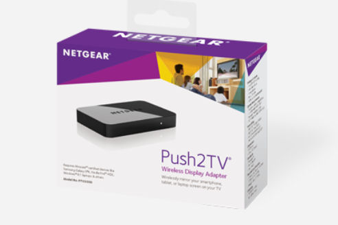 Netgear Push2TV
