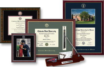 80c5f624174b Give a Memorable Diploma Frame with Church Hill Classics