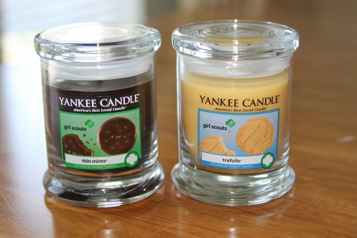 yankee candle spring