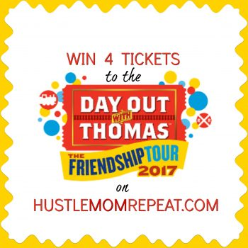 All Aboard For A Ride On Thomas The Train in Grapevine, TX #DayOutWithThomas