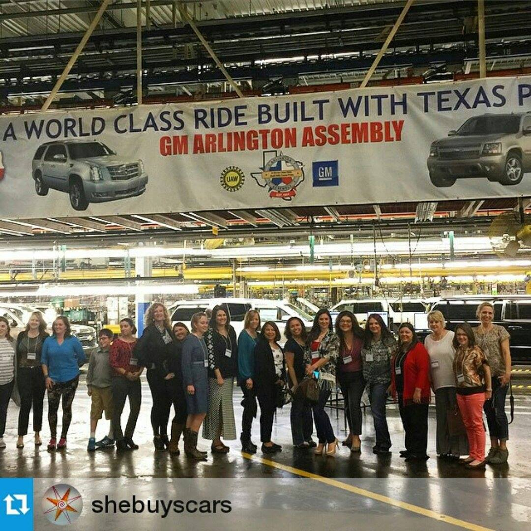 Take a trip to the general motors assembly plant in for General motors jobs dallas tx