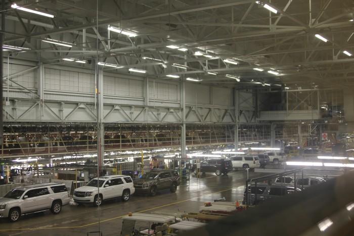 General Motors Arlington Plant Tour