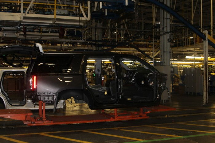 take a trip to the general motors assembly plant in arlington tx. Cars Review. Best American Auto & Cars Review