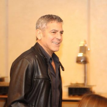 That Time I Was Invited to Interview George Clooney #TomorrowlandEvent