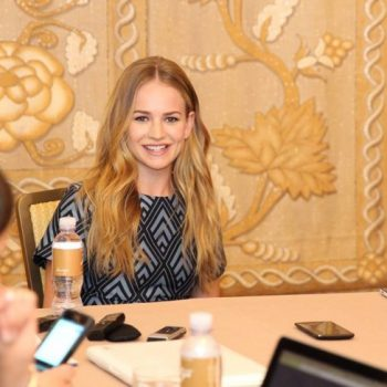 An Interview With Britt Robertson About Tomorrowland