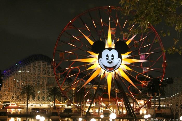 Disneyland Family Travel