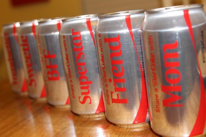 coca-cola share