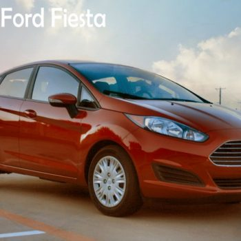 Pick Up Speed in the 2014 Ford Fiesta