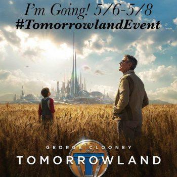 Tomorrowland Disney Blogger Event in Los Angeles