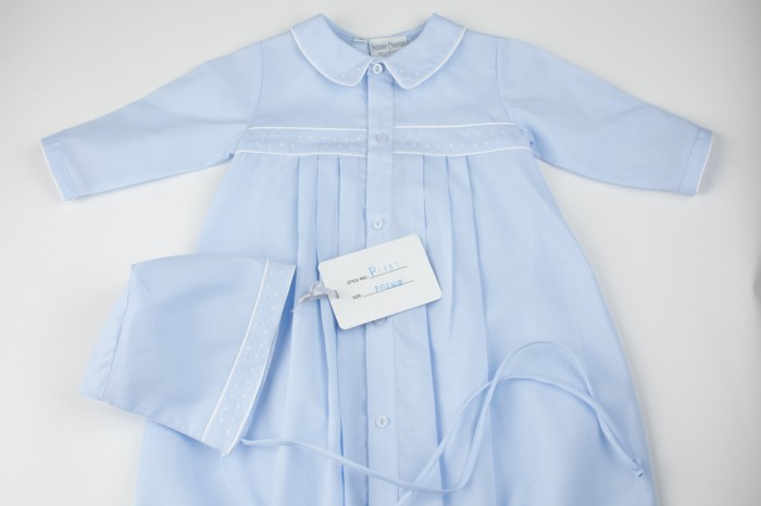 newborn take home gown