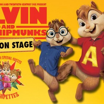 Alvin and The Chipmunks The Musical Comes To Verizon Theatre