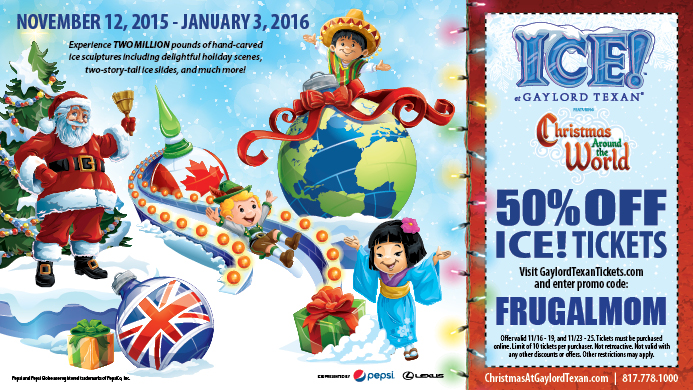 Grapevine ICE coupon