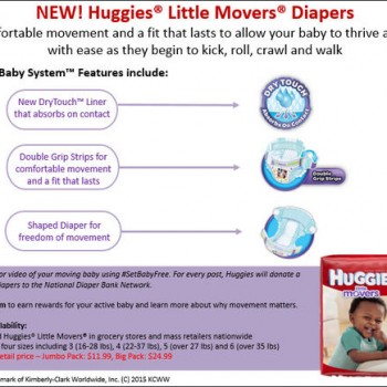 little movers diaper giveaway