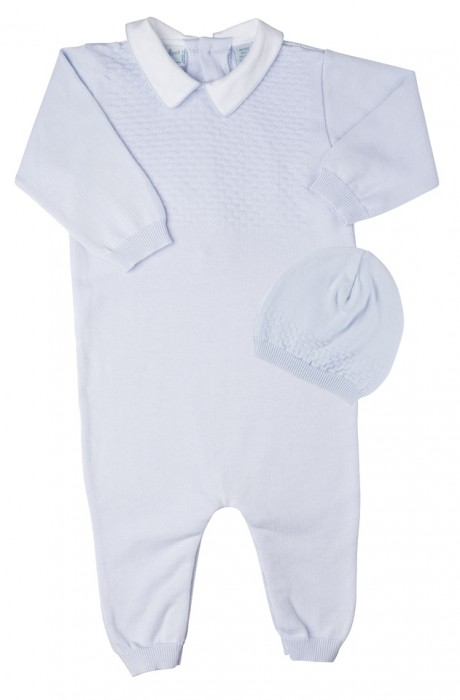 ee077cc94 Dress Your Newborn In Style With Feltman Brothers Knit Outfits ...