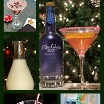 5 Holiday Drink Recipes To Get You Through The Holidays