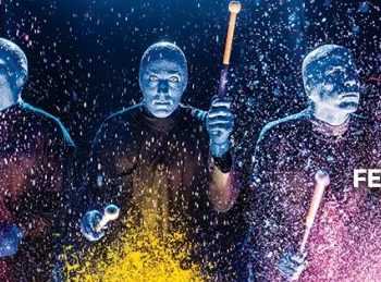 Get Your Tickets To See Blue Man Group in Fort Worth, TX