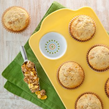 Make Mom Happy With This Honey Muffin Recipe