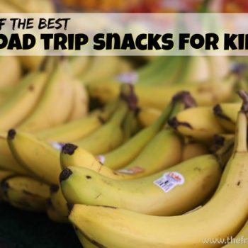 Prepare Yourself With Road Trip Snacks For Kids