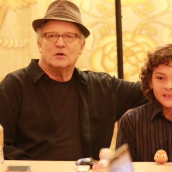 An Exclusive Interview With Albert Brooks and Hayden Rolence