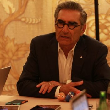 Finding Dory – An Exclusive Interview With Eugene Levy #FindingDoryEvent
