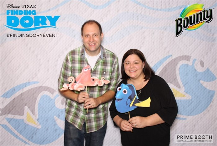bounty finding dory