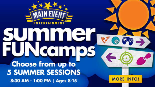 main event summer camp