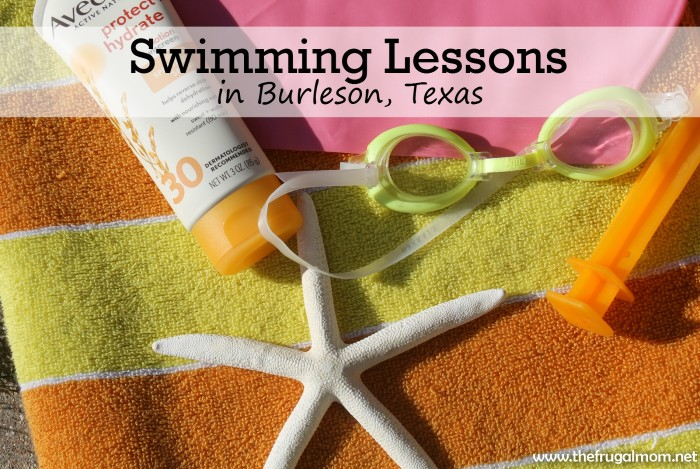 swimming lessons in Burleson
